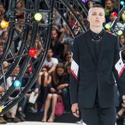 Défilé Dior Homme Printemps-été 2017 Homme