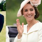 Kate Middleton critiquée pour porter deux fois la même robe