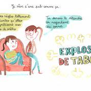 Leslie Plée, dessinatrice :
