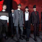 Retour sur le défilé Dior Homme à Hong Kong