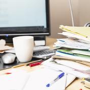 Un bureau mal rangé diminuerait la productivité