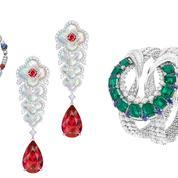 Haute joaillerie : les plus beaux bijoux du monde s'exposent à Paris