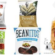Dix chips aux saveurs originales à tester