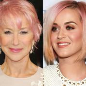 La coloration rose pastel: et pourquoi pas cet été ?
