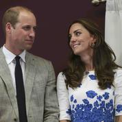 Kate Middleton et le prince William : c'est la rentrée!