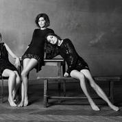 Mélanie Laurent, Audrey Tautou et Bérénice Bejo :