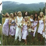 Cinq détails à piquer au mariage cool du mannequin Hanne Gaby Odiele