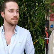 Julien Doré et Pamela Anderson, un couple improbable sur les berges du