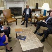 À la Maison-Blanche, pour imposer une idée, les femmes ont leur technique