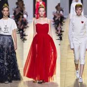 Défilé Christian Dior Printemps-été 2017 Prêt-à-porter