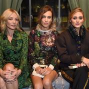 Fashion Week de Londres : it-girls, mannequins et stars se disputent le premier rang
