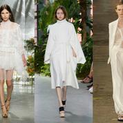 Robe de mariée : ces alternatives repérées sur les défilés new-yorkais
