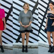 Catherine Deneuve, Léa Seydoux, Jennifer Connelly réunies pour le défilé Louis Vuitton
