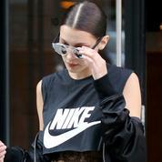 Bella Hadid pour Dior et Nike: le grand écart des égéries d'aujourd'hui