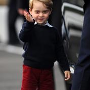 Le prince George a laissé un amer souvenir au fils de Ben Affleck