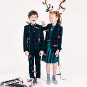 Noël : 40 jolies tenues pour nos chers bambins
