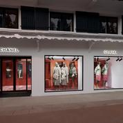 Chanel ouvre une boutique éphémère à Courchevel