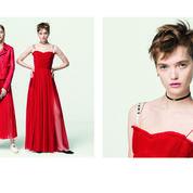 Dior voit double pour la première campagne de Maria Grazia Chiuri