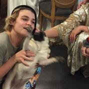 Une photo rare de Jack, le fils de Johnny Depp et Vanessa Paradis