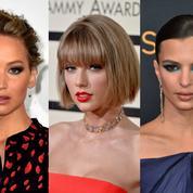 Jennifer Lawrence, Cara Delevingne, Taylor Swift : on s'inspire des make-up de stars pour le réveillon