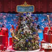 Les plus belles vitrines de Noël 2016