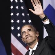 Barack Obama : 12 séquences émotion de sa présidence en vidéo