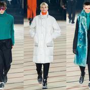 Défilé Dior Homme automne-hiver 2017-2018 Homme