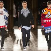 Défilé Givenchy Automne-hiver 2017-2018 Homme