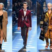 Dolce & Gabbana : Sofia Richie, Sistine Stallone et Brandon Lee au casting du dernier défilé