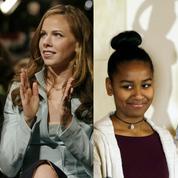 Malia et Sasha Obama conseillées par les sœurs Bush sur l'après Maison-Blanche
