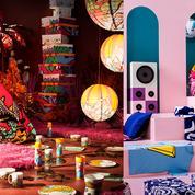 Ikea lance Spridd, une collection limitée inspirée de la mode