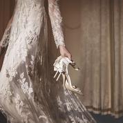 Jimmy Choo : une collection de souliers de mariée féérique