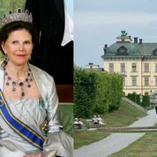 La reine Silvia de Suède affirme que le château de Drottningholm est hanté