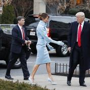 Melania Trump choisit Ralph Lauren pour sa tenue de cérémonie d'investiture