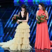 Anouchka Delon et Annabelle Belmondo posent ensemble en Italie