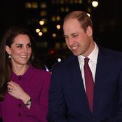 Kate Middleton et le prince William en visite officielle à Paris