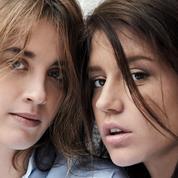 Adèle Haenel et Adèle Exarchopoulos :