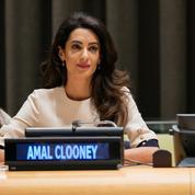 Amal Clooney : comment son mariage avec George l'aide dans son travail