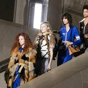 Défilé Louis Vuitton Automne-hiver 2017-2018 Prêt-à-porter