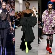 Balenciaga, Céline, Yohji Yamamoto... Les défilés parisiens sous le signe de l'avant-garde