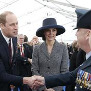 Kate et William à Paris :