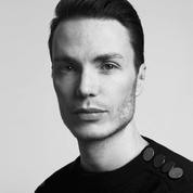 Maxime Simoëns, le nouvel homme Azzaro