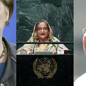 Combien d'États sont dirigés par des femmes dans le monde?