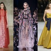 Elie Saab, Chanel, Dior... Les robes du soir font rêver les podiums (et nous avec)