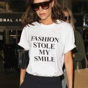 Le tee-shirt qui prouve que Victoria Beckham a le sens de l'autodérision