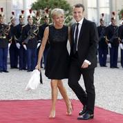 Emmanuel Macron devrait officialiser le statut de première dame
