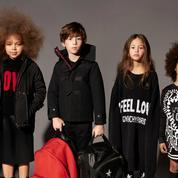 Givenchy lance sa première ligne pour enfant