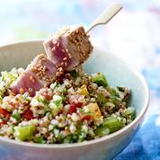 Quinoa aux herbes