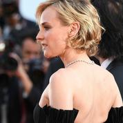 Diane Kruger réinvente la robe noire avec style