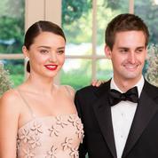 Miranda Kerr et Evan Spiegel se sont mariés